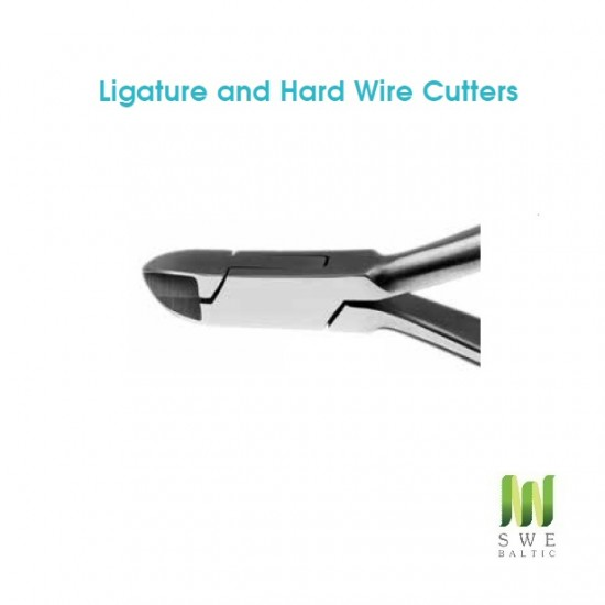 Ligature and Hard Wire Cutters Angled