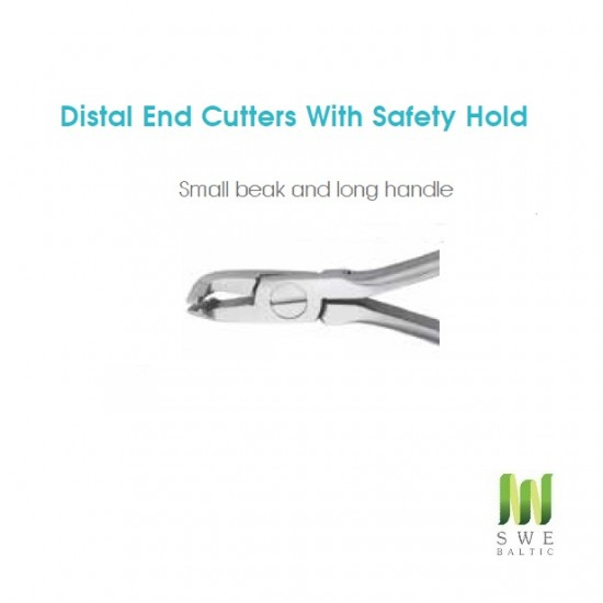 Distal End Cutters (Small beak, long handle)