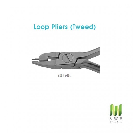 Loop Pliers (Tweed)