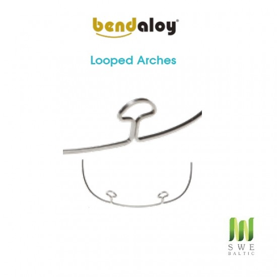 Ti-Mo Natural Looped Arches 5x