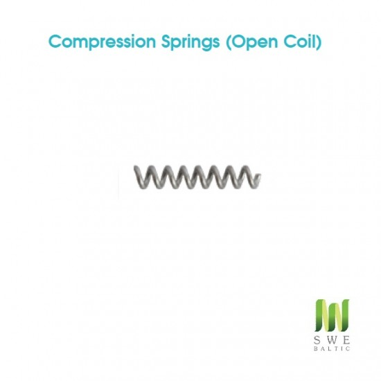 Compression Springs (Open Coil)