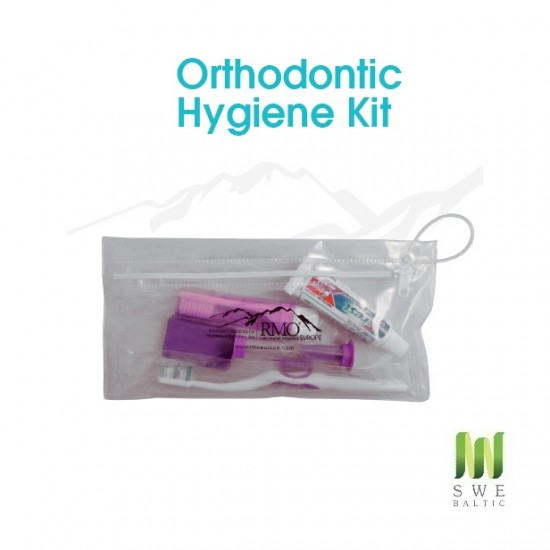Orthodontic Hygiene Kit 15x