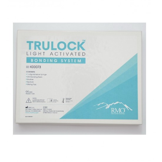 TruLock Light Activated Adhesive Mini Kit